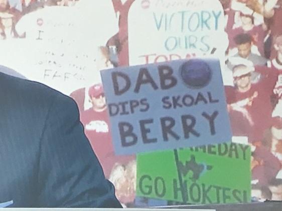 Dabo Berry Skoal zoom