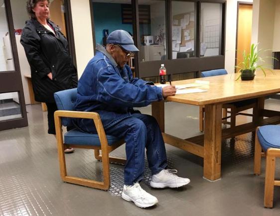 OJ prison release