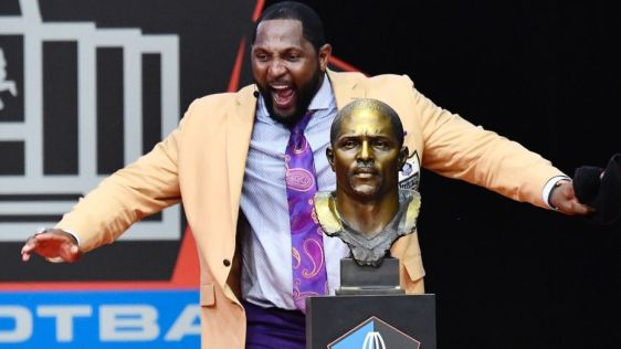 ray lewis bust