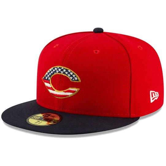 2019 reds hat